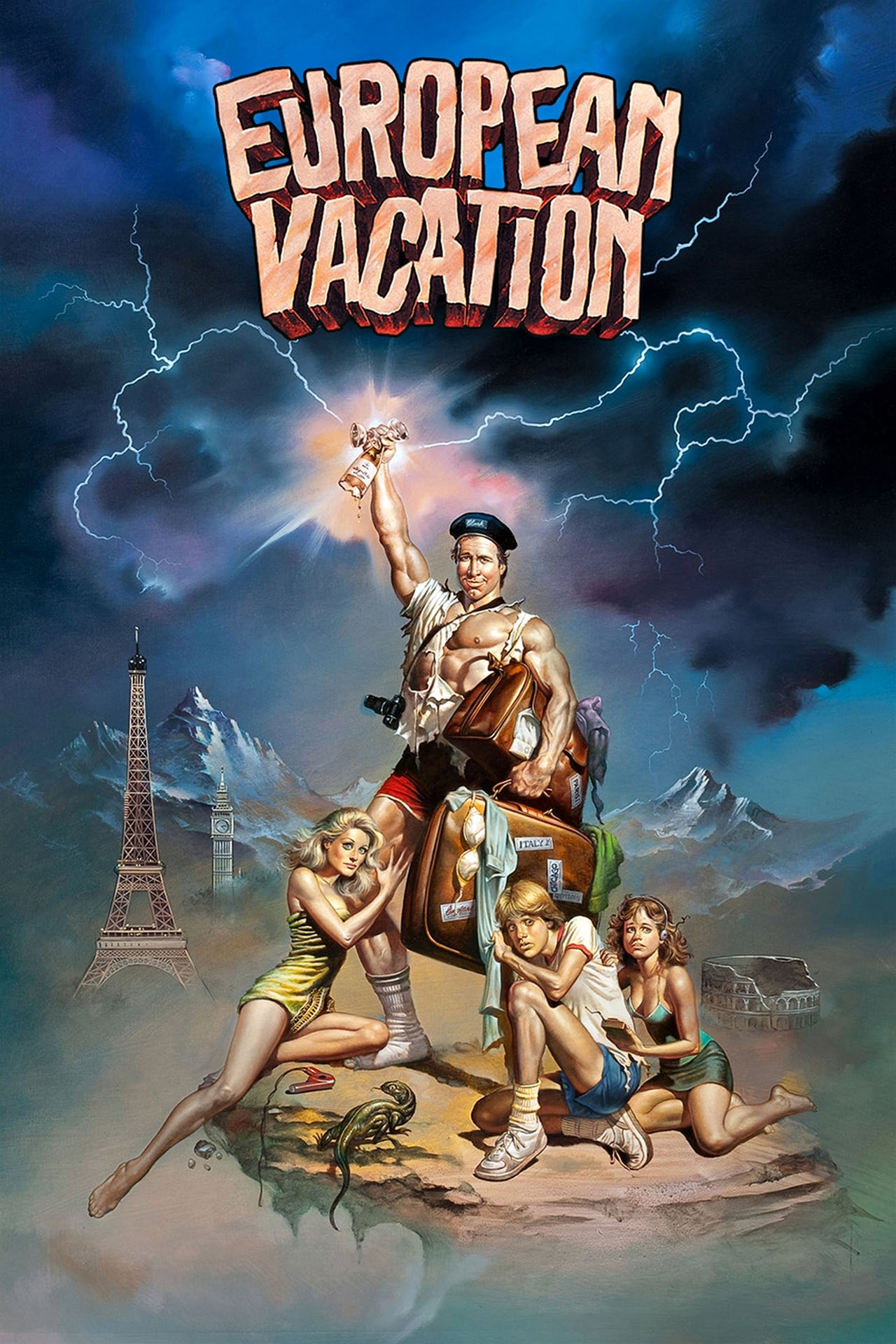 National Lampoons European Vacation wiki synopsis