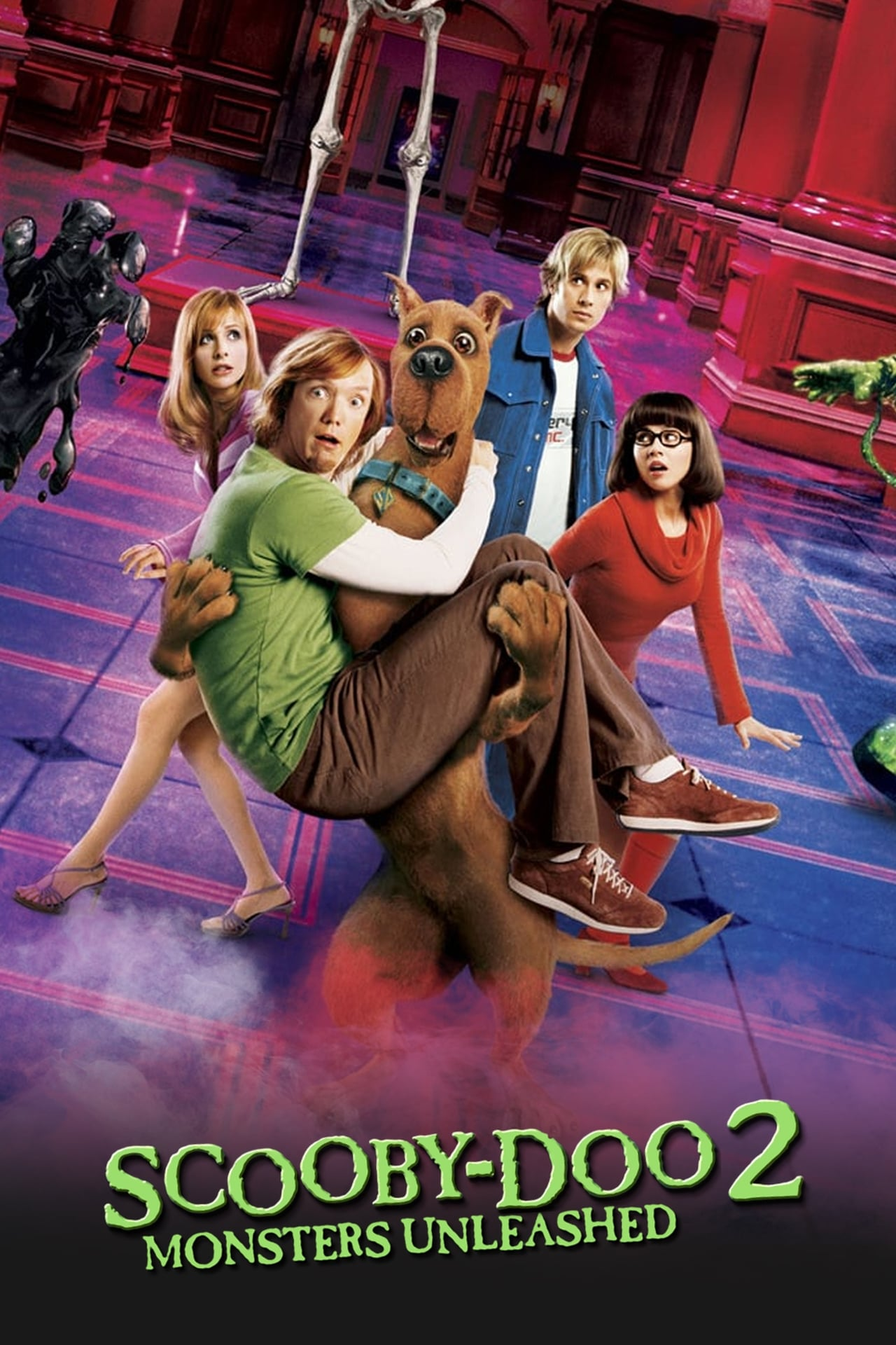 Scooby Doo 2 Monsters Unleashed Wiki Synopsis Reviews Watch And Download