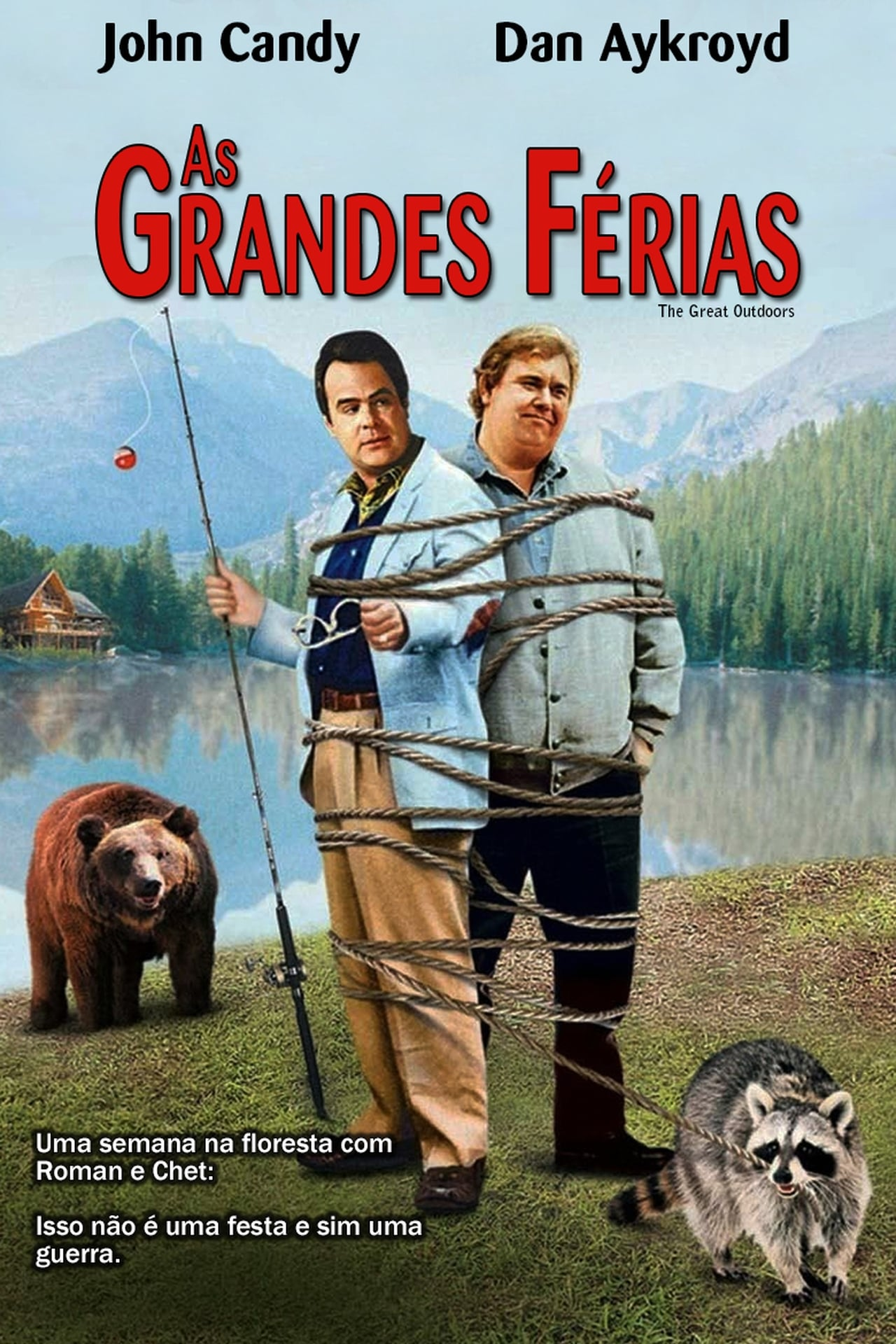 The Great Outdoors (1988) wiki, synopsis, reviews, watch ...