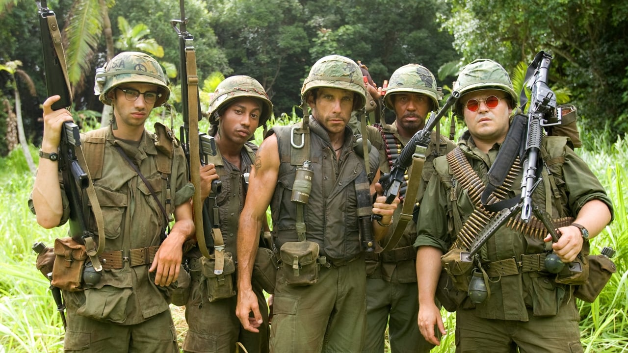 Tropic Thunder Wiki Synopsis Reviews Watch And Download