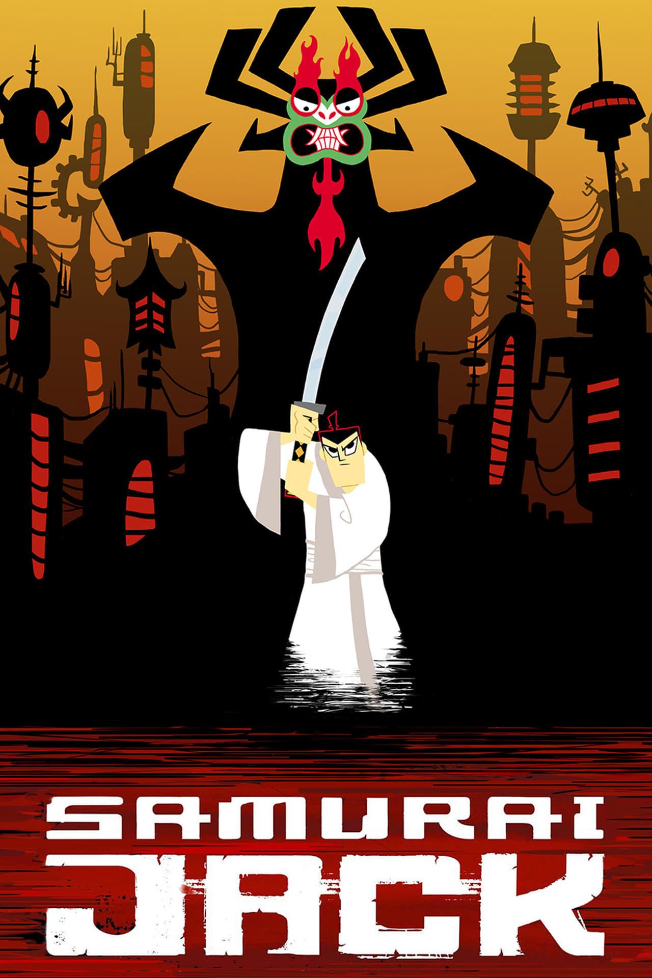 Samurai Jack, Season 2 on iTunes