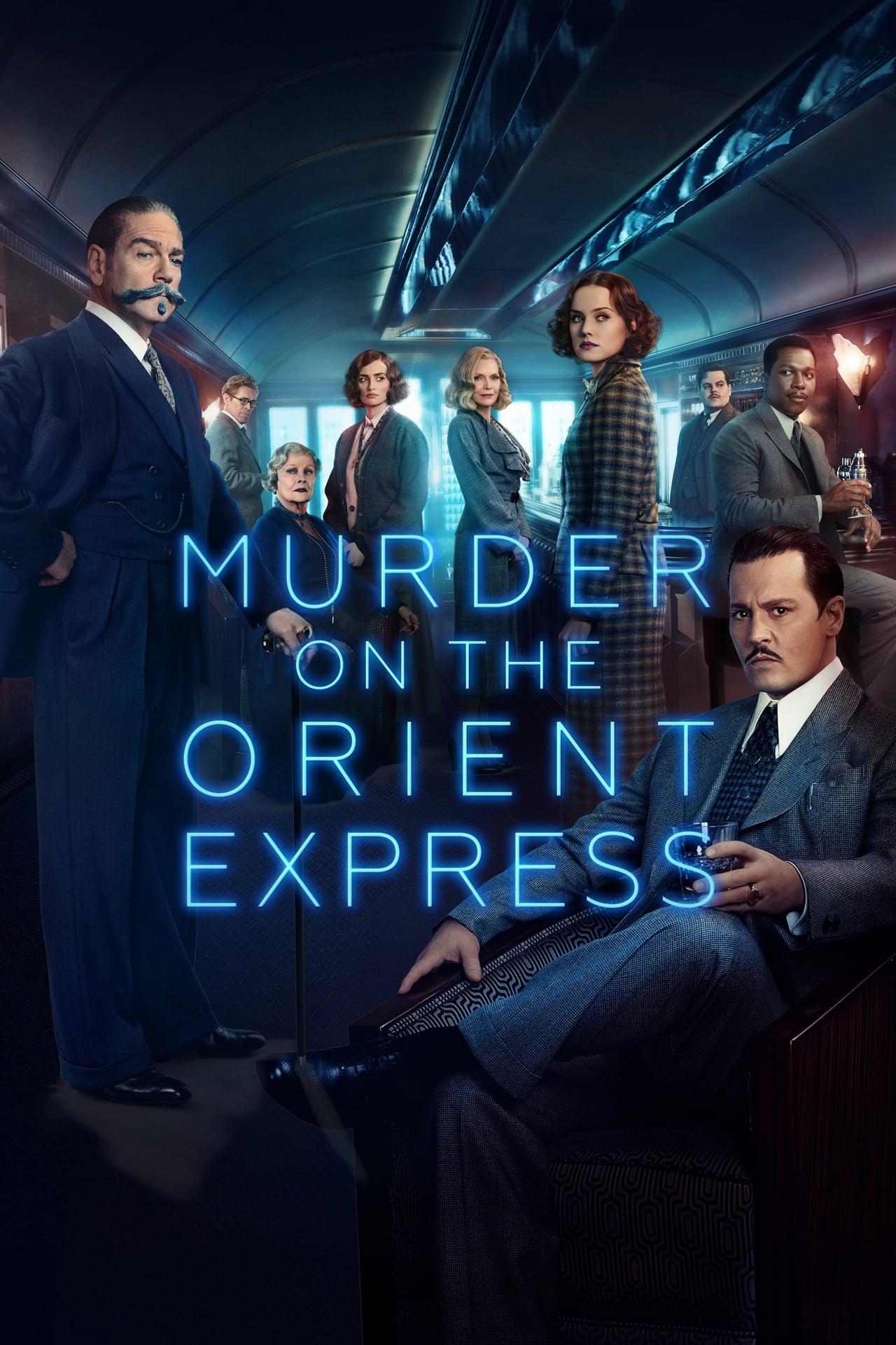 Murder On The Orient Express Online