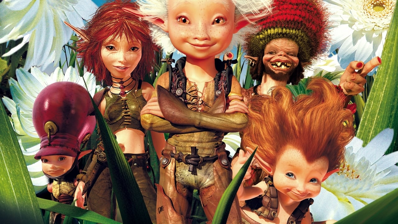 Arthur And The Invisibles Wiki Synopsis Reviews Watch And Download