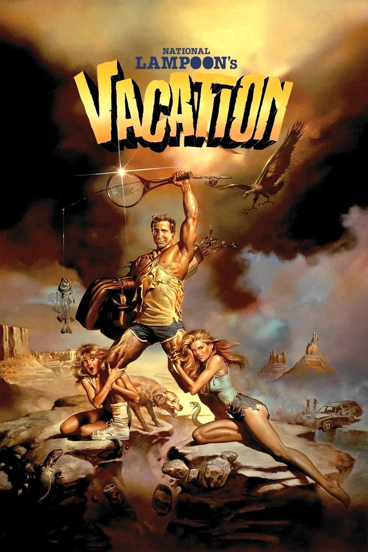 National Lampoon's Vacation wiki, synopsis, reviews, watch ...