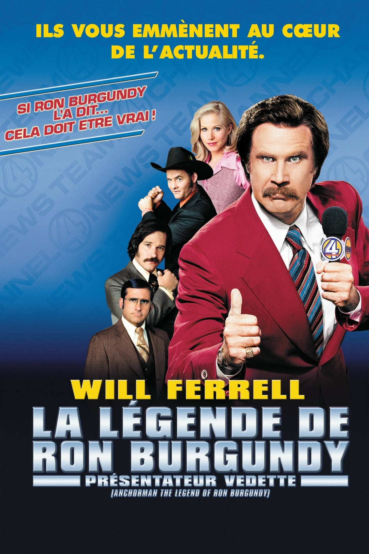 Anchorman The Legend Of Ron Burgundy Full Movie Free