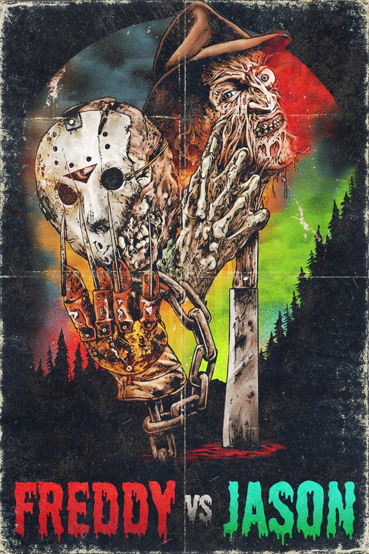 Freddy Vs. Jason - Horror Movies Image (22059690) - Fanpop