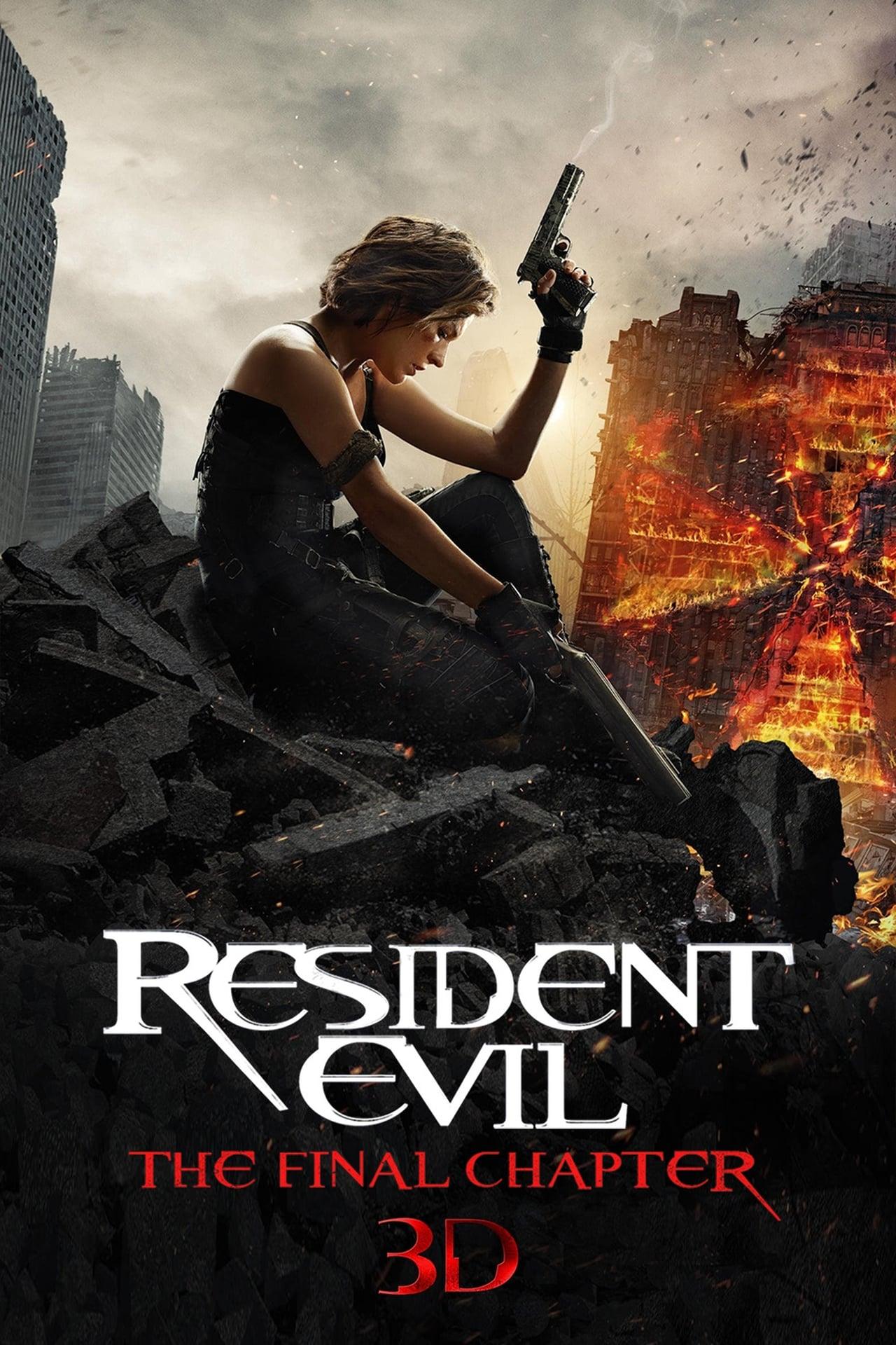 Resident Evil The Final