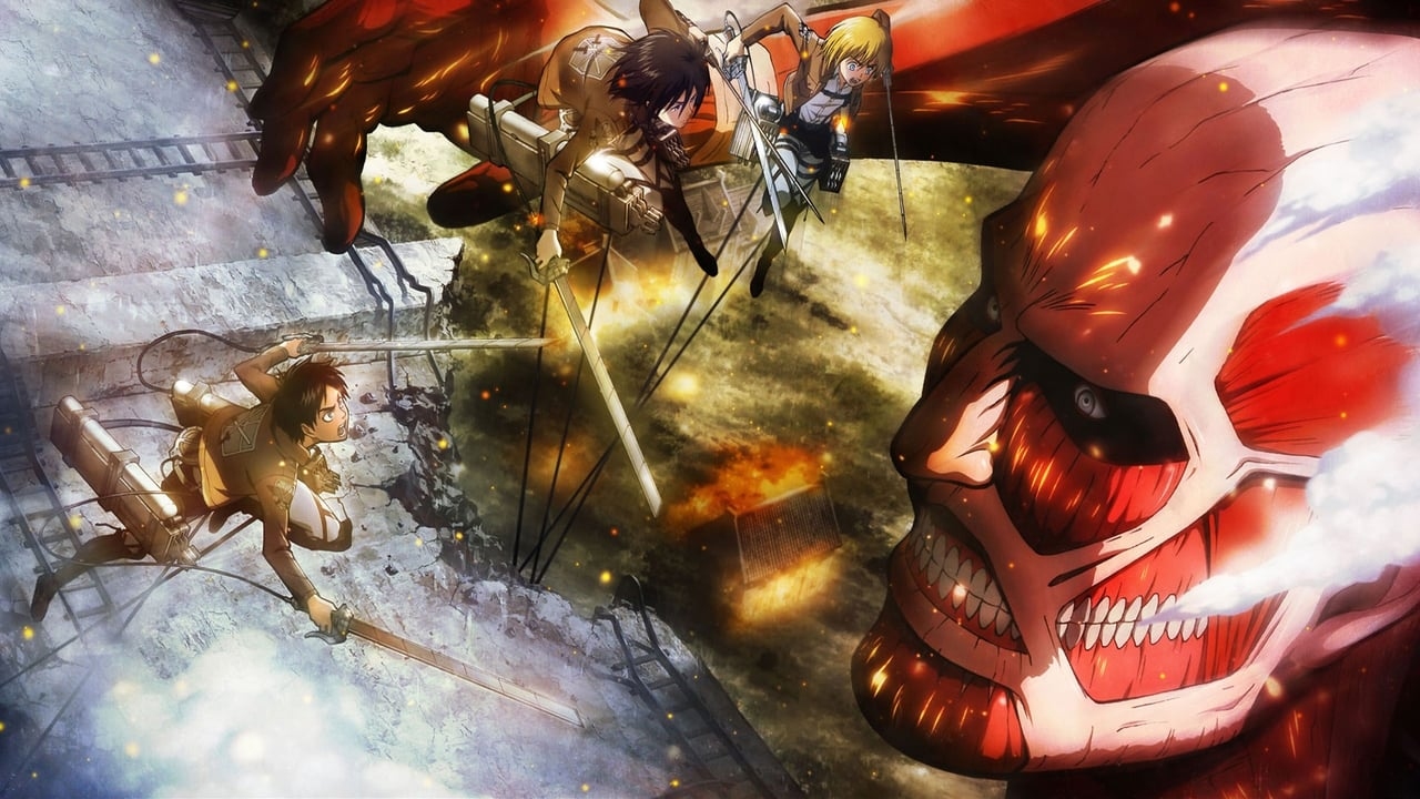 Attack on Titan, Season 3, Pt. 1 (Original Japanese Version) wiki, synopsis, reviews - Movies ...