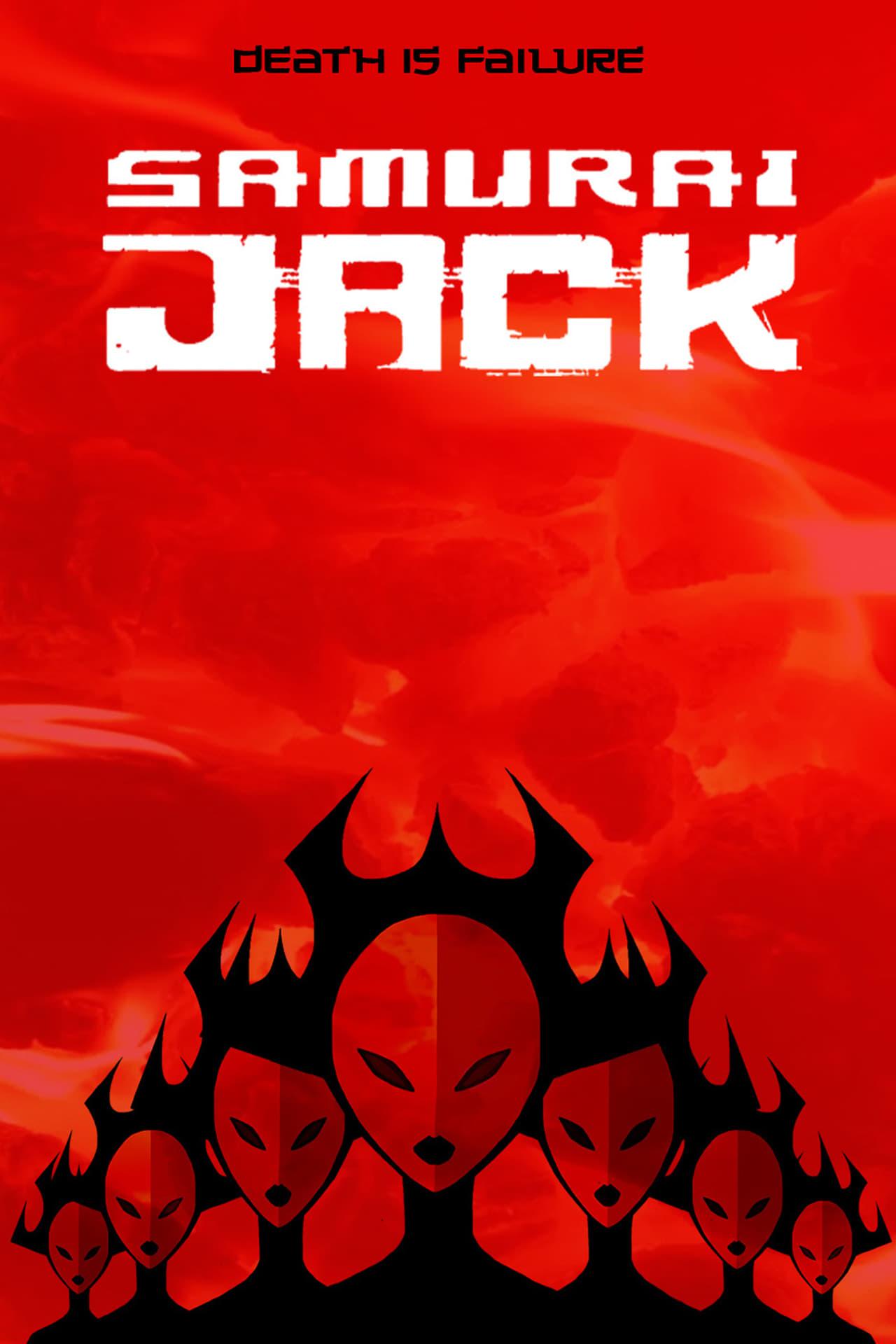 Watch 123movies Samurai Jack - Season 2 For Free