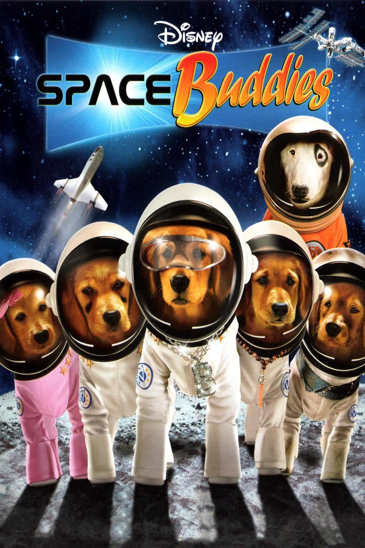 Space Buddies wiki, synopsis, reviews, watch and download