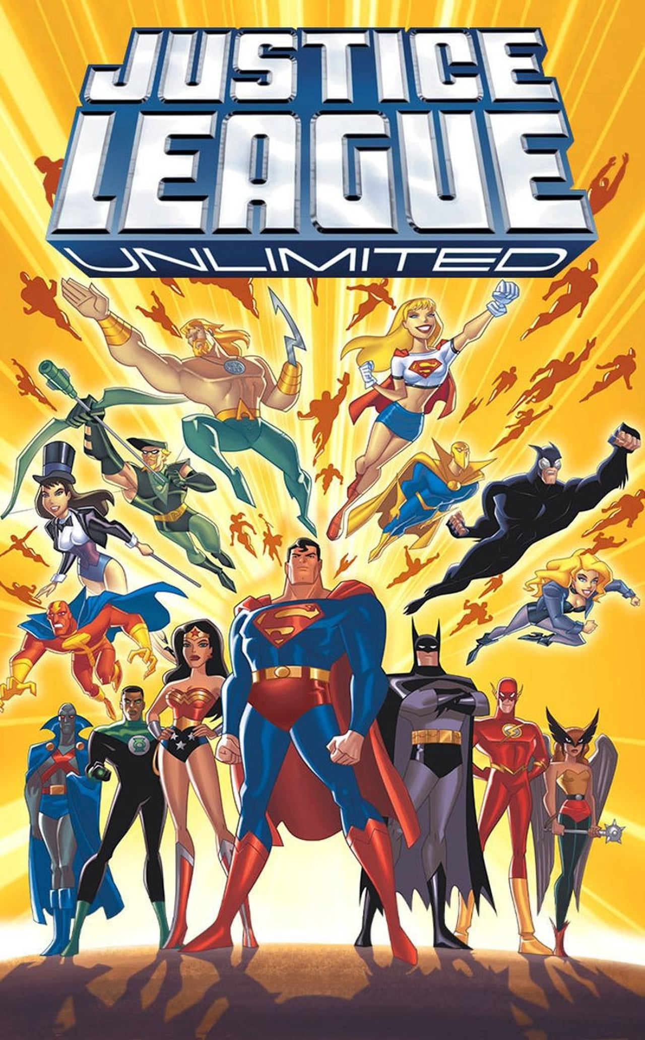 Justice League Unlimited, Season 2 wiki, synopsis, reviews ...
