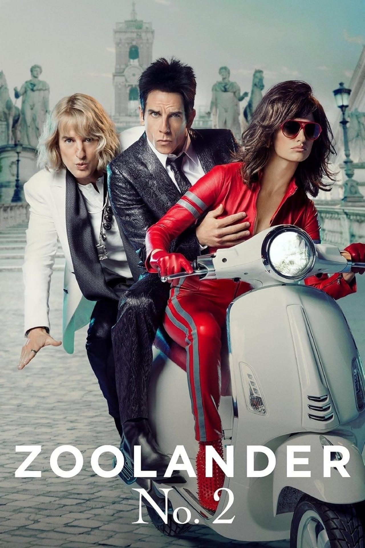 Zoolander No 2
