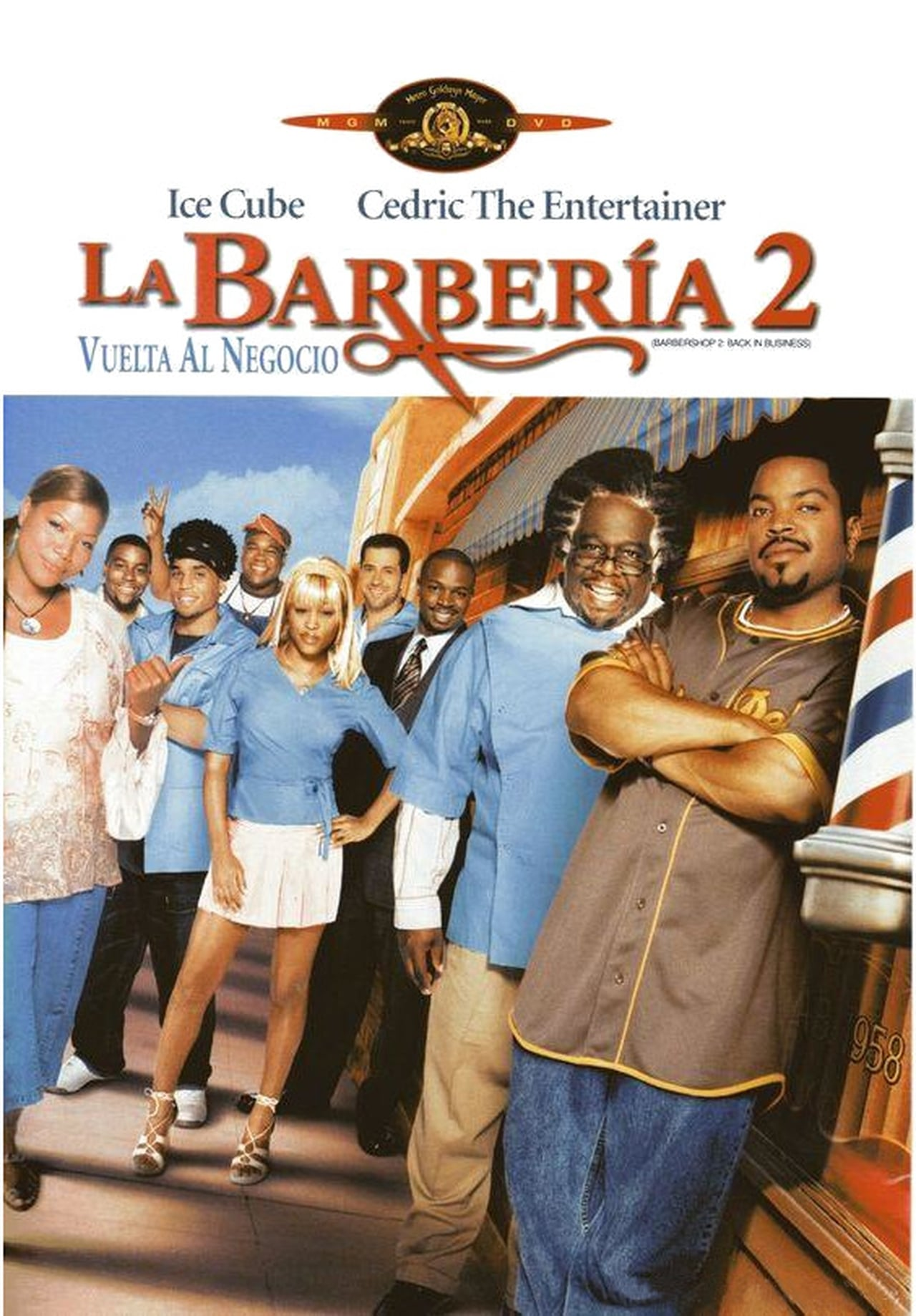 Barbershop 2: Back In Business wiki, synopsis, reviews, watch and ...
