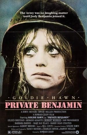 Private Benjamin poster 3