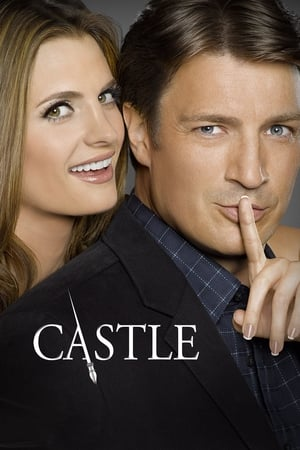 Castle, Season 1 poster 2