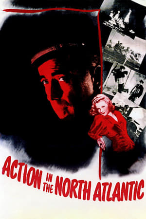 Action In the North Atlantic poster 1