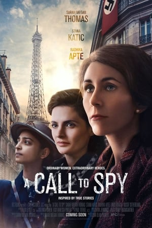 A Call To Spy movie posters