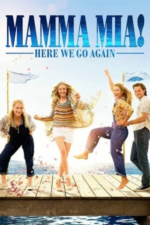 Mamma Mia! Here We Go Again poster 2