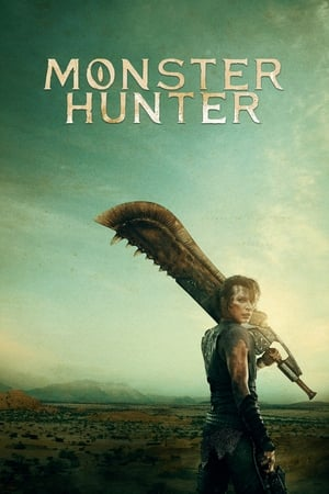 Monster Hunter movie posters