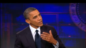 The Daily Show with Trevor Noah - Special Edition - A Look Back at Barack Obama image