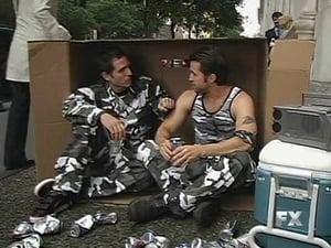 It's Always Sunny in Philadelphia, Season 4 - Mac and Dennis: Manhunters image