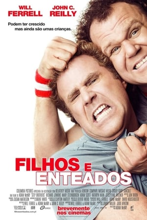 Step Brothers poster 4
