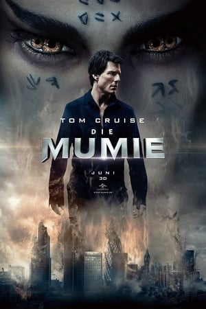 The Mummy (2017) poster 2
