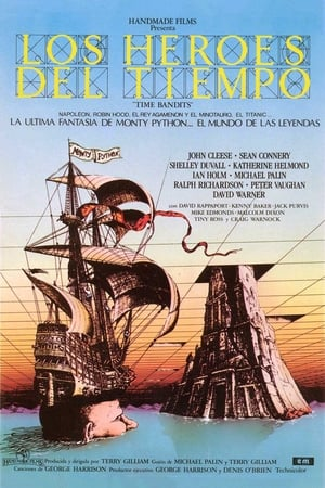Time Bandits poster 4