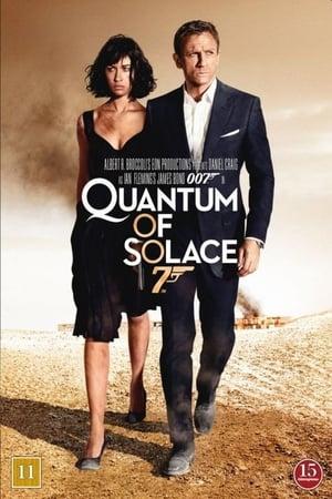 Quantum of Solace poster 2