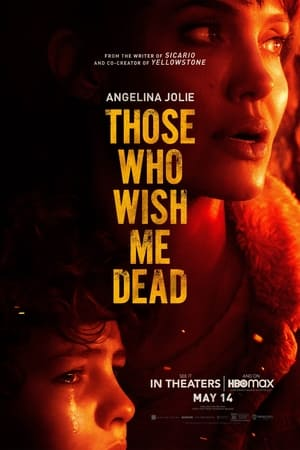 Those Who Wish Me Dead poster 2