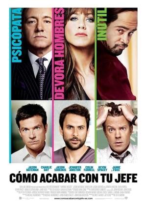 Horrible Bosses poster 3