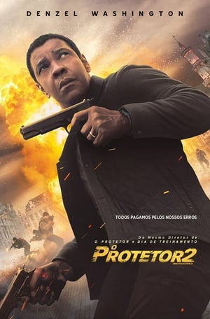 The Equalizer 2 poster 4