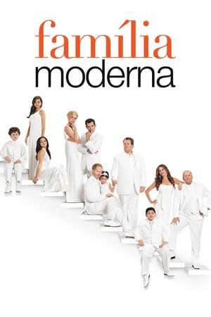 Modern Family, Season 9 poster 1