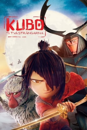 Kubo and the Two Strings posters