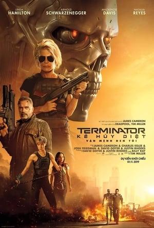 Terminator: Dark Fate poster 2