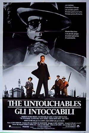 The Untouchables poster 3