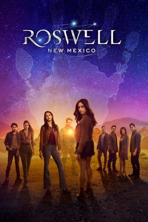 Roswell, New Mexico, Season 1 poster 2