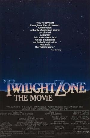 Twilight Zone: The Movie poster 3