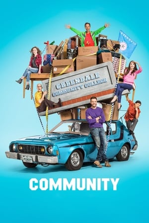 Community: The Complete Series posters