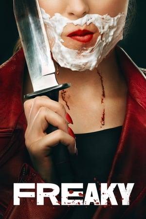 Freaky movie posters