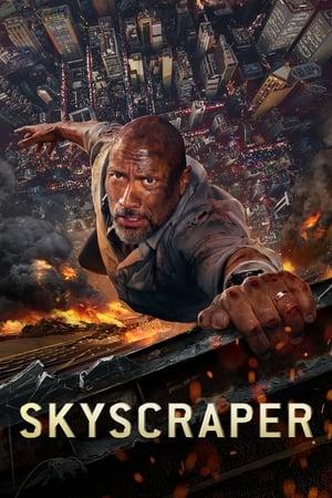 Skyscraper movie posters