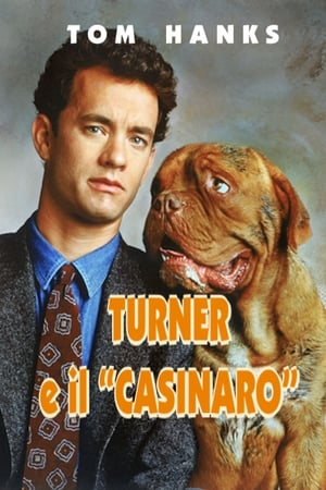 Turner & Hooch poster 2