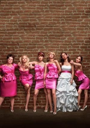 Bridesmaids poster 2