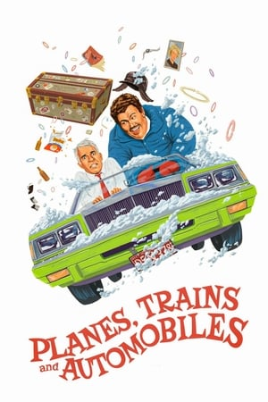 Planes, Trains and Automobiles movie posters