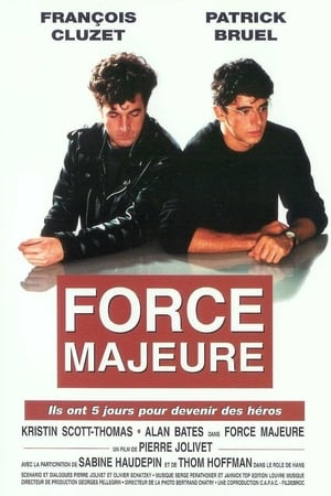 Force Majeure posters