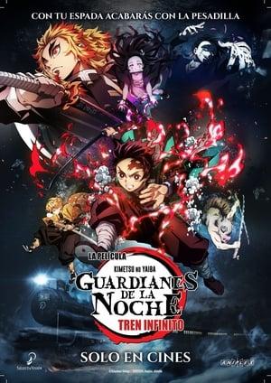 Demon Slayer - Kimetsu no Yaiba the Movie: Mugen Train poster 3