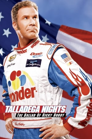 Talladega Nights: The Ballad of Ricky Bobby (Unrated) poster 3