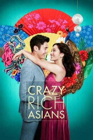 Crazy Rich Asians posters