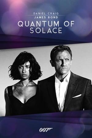 Quantum of Solace poster 3