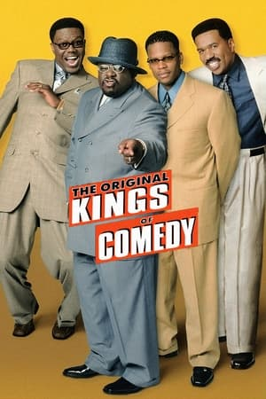The Original Kings of Comedy poster 3